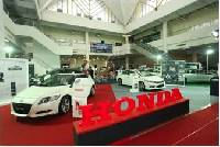 Honda Mobile Roadshow 2012